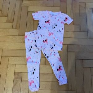 Pink Unicorn Pajama